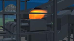 某電廠空氣預熱器內著火事故
